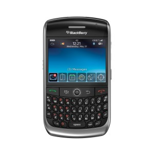 The Blackberry Curve 8900